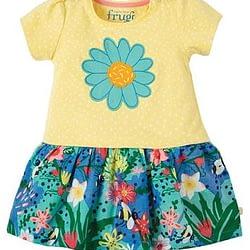 Vestitino Frugi Little laura dress floral