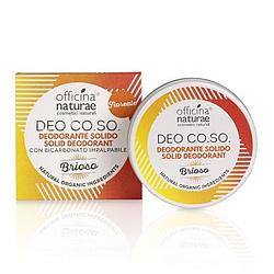 Deodorante solido naturale co.so brioso officina naturae