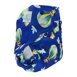 pannolino lavabile eco cover 2in1 blumchen balloon snaps