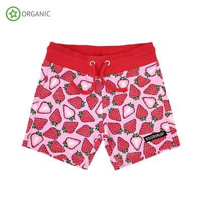 Pantaloncini comodi Villervalla Strawberry