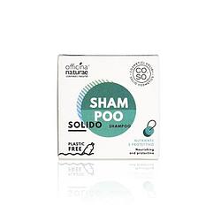 Shampoo solido nutriente e protettivo co.so officina naturae