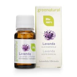 olio essenziale biologico di lavanda greenatural