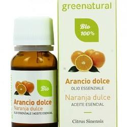 olio essenziale di arancio dolce biologico greenatural