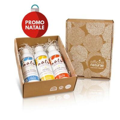 Gift Box Eco bio natù officina naturae