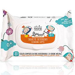 Salviette detergenti biricco