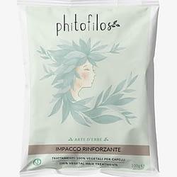 Impacco rinforzante arte d'erbe phitofilos