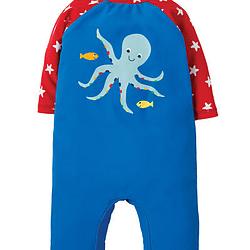 Costume tuta Frugi Octopus