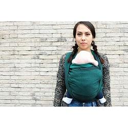 fascia portabebè yaro newborn emerald black