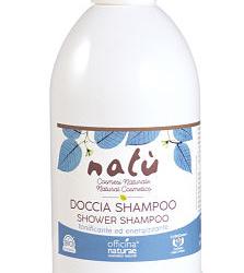Doccia shampoo natù officina naturae 1lt