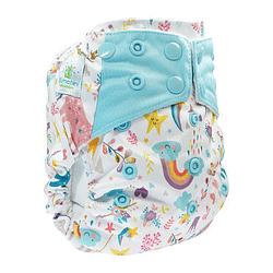 pannolino lavabile aio blumchen unicorn