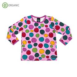 maglietta maniche lunghe villervalla bubbles lotus
