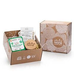 Gift box piatti solido menta officina naturae