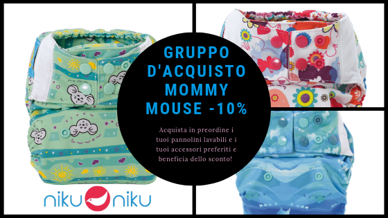 Preordine mommymouse -10%