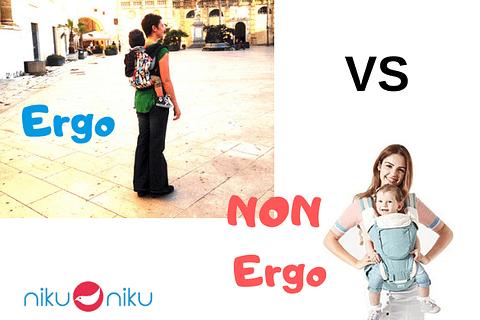 Ergonomico VS Non Ergonomico