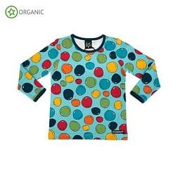 maglietta maniche lunghe villervalla bubbles rill