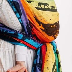 fascia rigida lennylamb rainbow safari