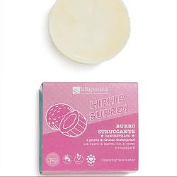 burro struccante solido la saponaria hip hip burro concentrato zero waste