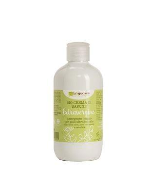 Crema di sapone extravergine La saponaria