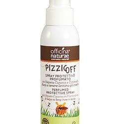 Pizzicoff spray protettivo antizanzare officina naturae