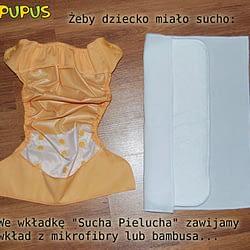 Inserto Dry bum pupus L indossato