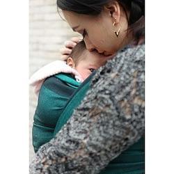 fascia rigida yaro newborn emerald black (2)