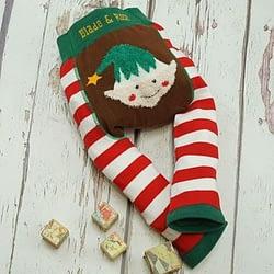Leggings blade and rose elf festivity leggings