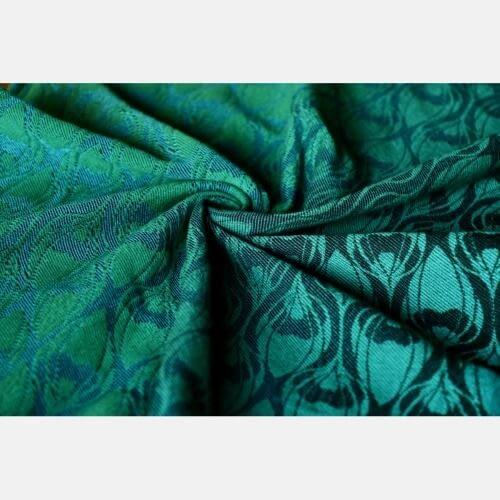 fascia Yaro La Fleur Duo Black Green Blue Meta particolare