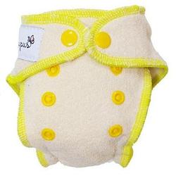 pannolino lavabile fitted newborn pupus
