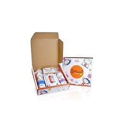 Gift box baby biricco 6m officina naturae