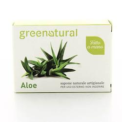 Saponetta aloe greenatural 100gr