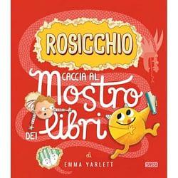 Rosicchio caccia al mostro dei libri sassi