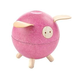 Piggy bank plan toys pink