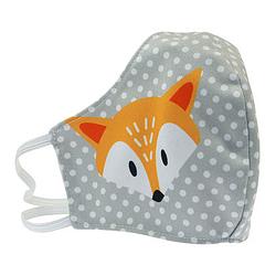 Mascherina protettiva lavabile Blumchen fox