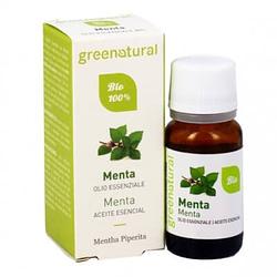 olio essenziale di menta biologica greenatural 10ml