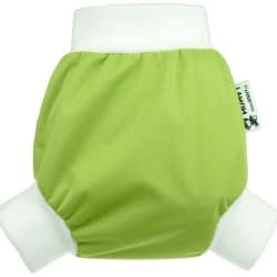 Pannolino lavabile cover anavy pull up grass pantaloncino
