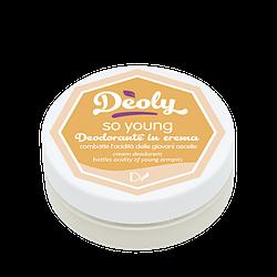 Deodorante solido Deoly so young