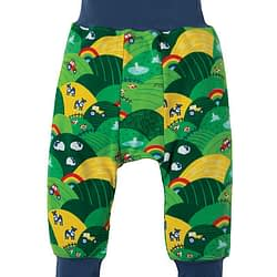 Pantaloni parsnip pants frugi rainbow fields