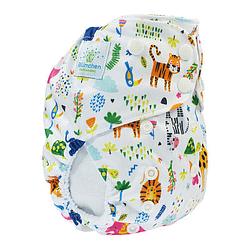 Pannolino lavabile pocket blumchen zoo snaps