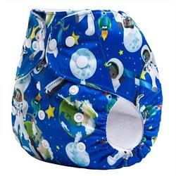 Pannolino lavabile pocket cloud naturalmamma spaceboy