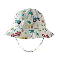 Cappello reversibile Frugi Tropical Tresco