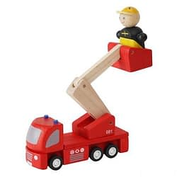 Fire engine plan toys