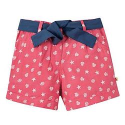Pantaloncini Frugi Seren shorts cotone organico