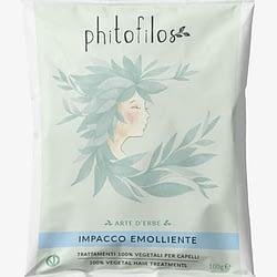 Impacco emolliente capelli arte d'erbe Phitofilos