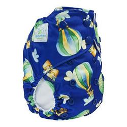 Pannolino lavabile pocket blumchen balloon snaps