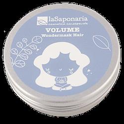 Maschera capelli wondermask hair volume la saponaria limited edition